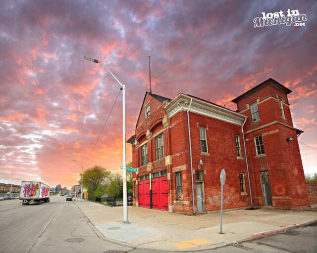 Detroit Engine House no 11