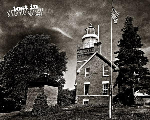 Haunted Big Bay Lighthouse