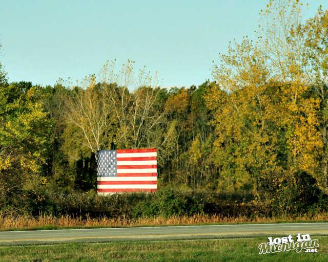 Brick Flag Bay City Michigan