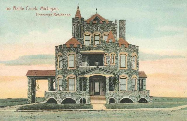 penniman castle