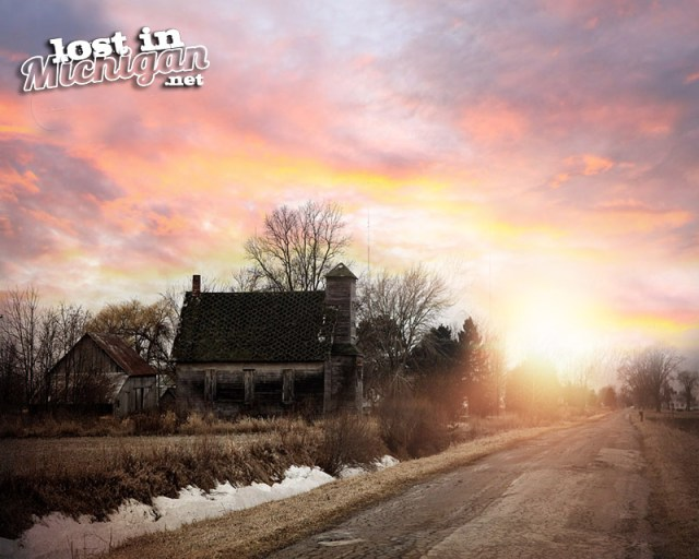 Michigan ghost town