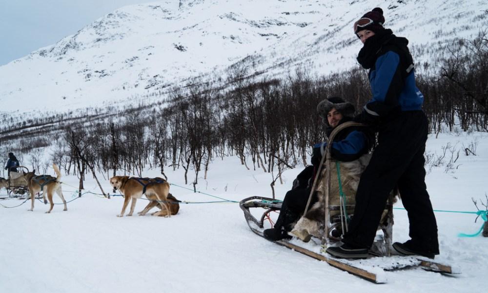 Hondensledetocht
