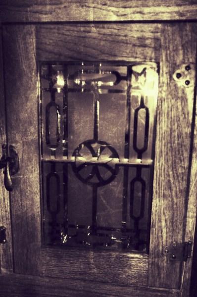 Day 160: Glass Door