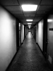 Day 46: Spooky Hallways