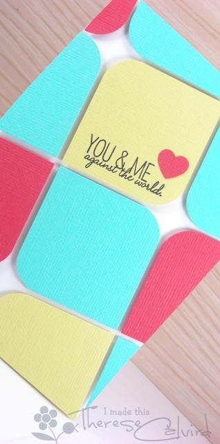 You & Me - Detail