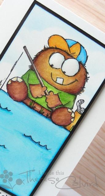 Gone Fishing - Detail