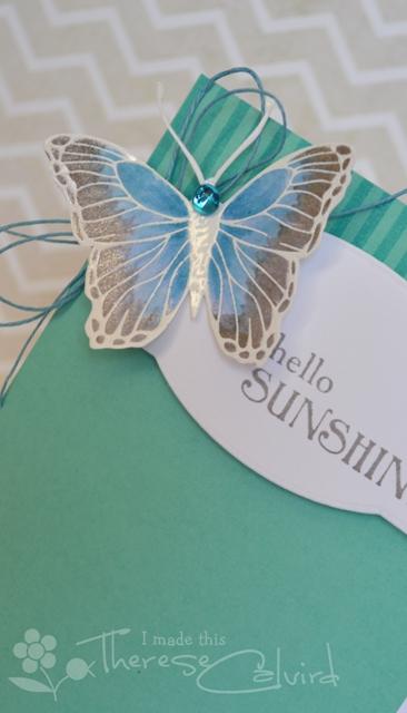 Hello Sunshine - Detail