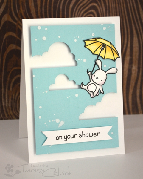 On your Shower