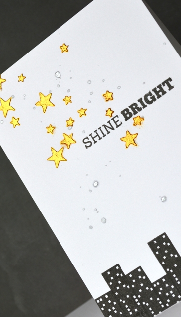 Shine Bright - Detail