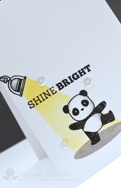 Shine Bright Pandamonium - Detail