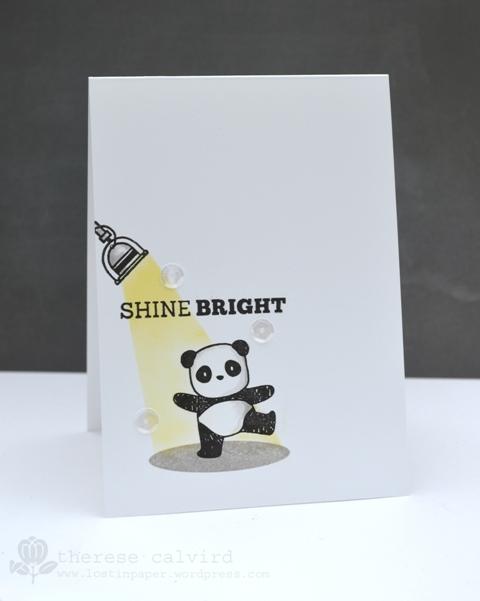 Shine Bright Pandamonium