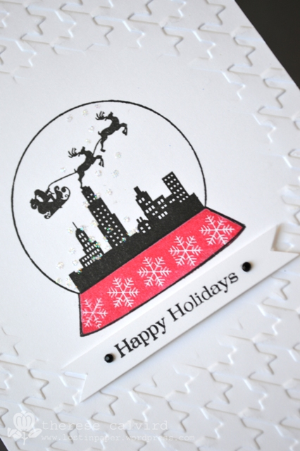 Happy Holidays - Detail