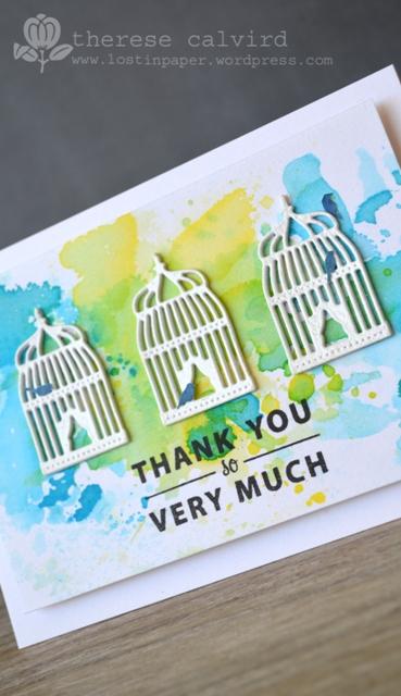 Thank You - Detail