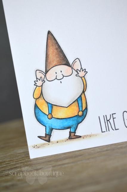Gnome - Detail