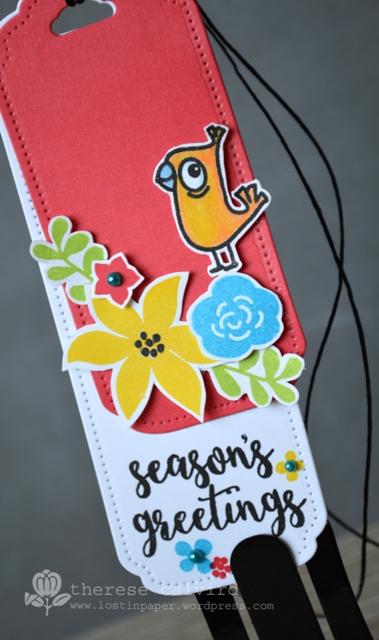 Season's Greetings - Detail