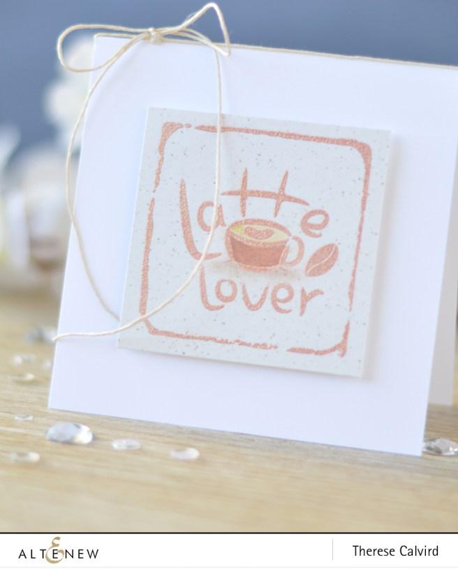Altenew - Latte - Watercolor Frames - Lostinpaper (card) 1 copy