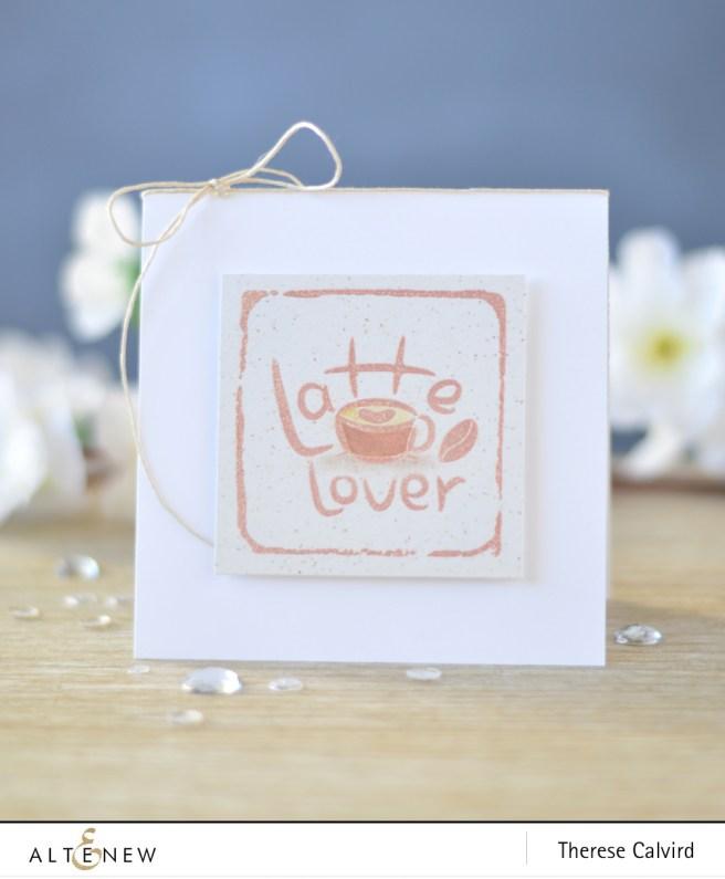 Altenew - Latte - Watercolor Frames - Lostinpaper (card) 2 copy