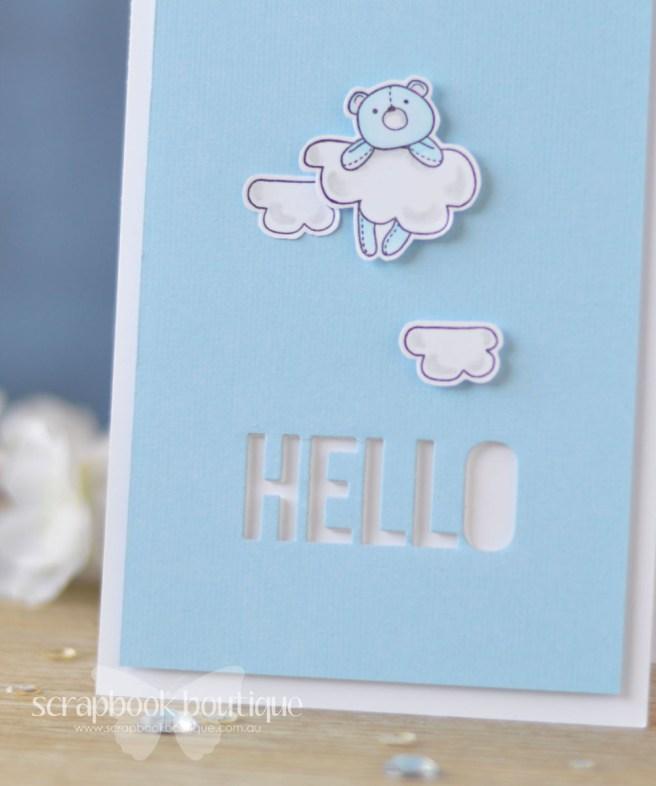 Lostinpaper - WPlus9 - Little Dreamers - MFT - Happy Greetings (card video) 1