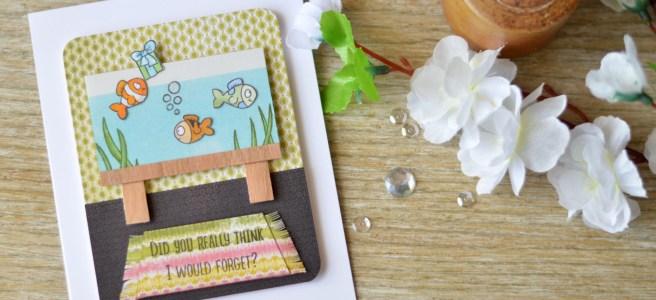 Lostinpaper - Gerda Steiner Designs - Oh Manatee - Moody Unicorns (card video) 1