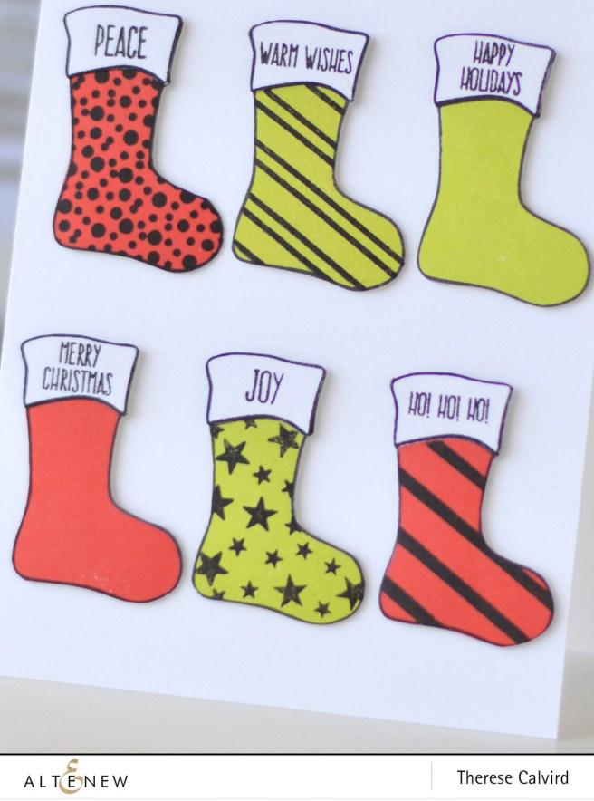 Altenew - Christmas Stockings - Therese Calvird (card) 1 copy