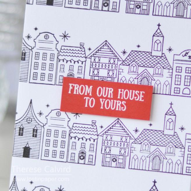 Lostinpaper - Penny Black - Hometown Christmas 1