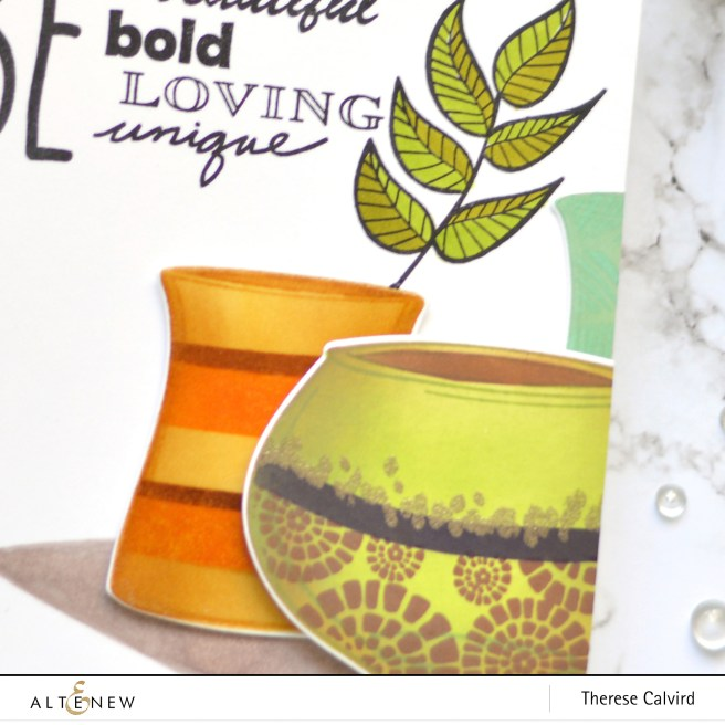 Altenew - Versatile Vases - Thoughts & Reminders - Take 2 with Therese (card video) 1 copy
