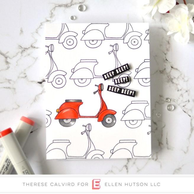Lostinpaper - Ellen Hutson - Good Times (card video) 1 copy