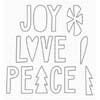 Joy Love Peace Die