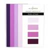 Shades of Purple Cardstock