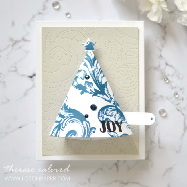 Same But Different Christmas Card Series 2019 - In the Navy 5