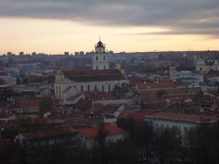 Old town view