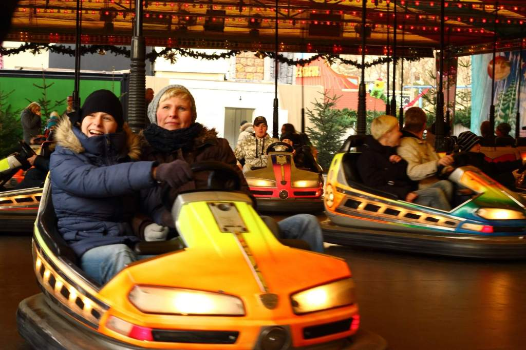 Fun fair in St. Gallen