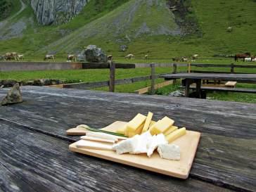 swiss Alp cheese