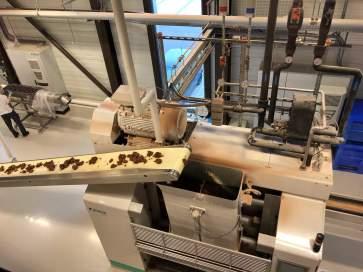 Läderach chocolate factory