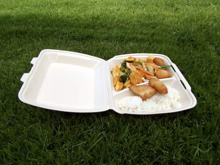 Lansin lunch