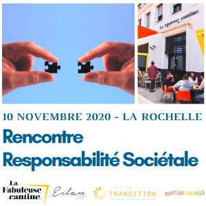 Rencontre Responsabilité Sociétale La Rochelle