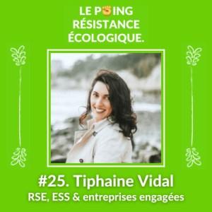 Podcast RSE Tiphaine Vidal Brice Schwartz