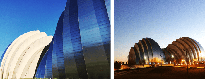 Kauffman center performing arts Kansas City must-see