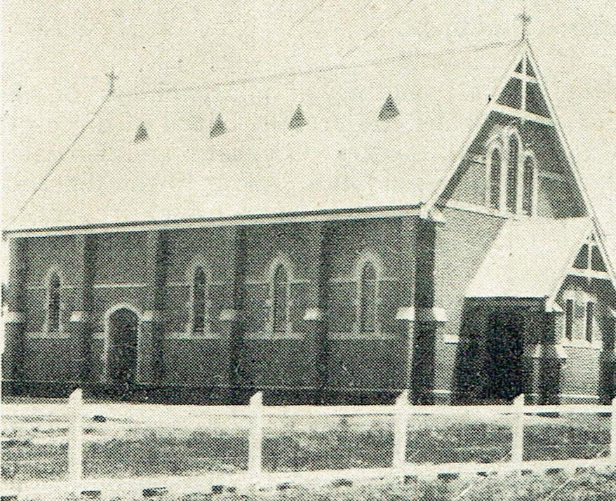 St Patrick's roman catholic church lost katanning