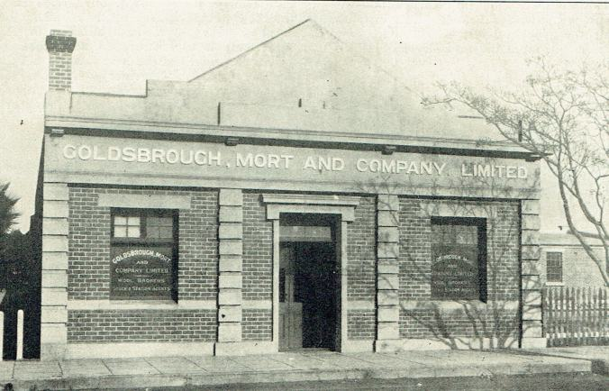coldsbrough mort and company lost katanning businesses business 1929