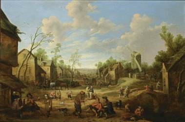 Let s design a medieval village: Introduction