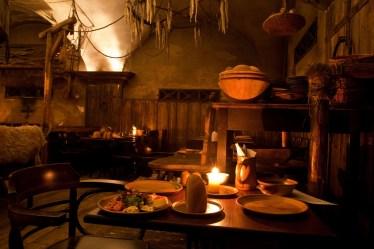 Fantasy Medieval Tavern Food