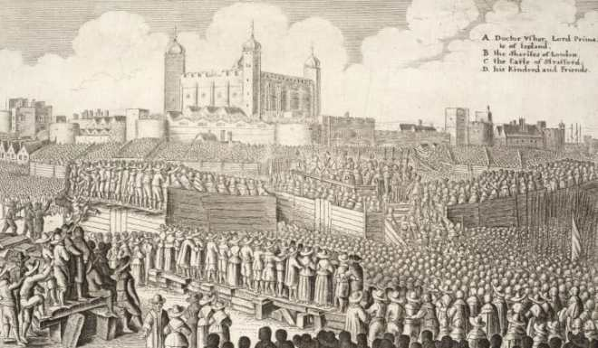 Tower Hill Execution