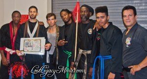 Lost Legacy MMA Demo Team