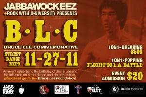 Bruce Lee Commemorative JKD MMA Demo