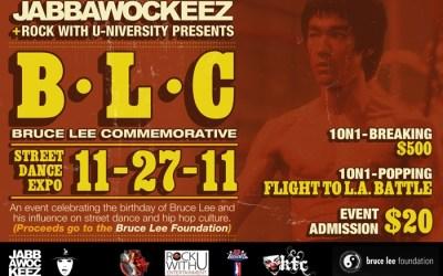 Bruce Lee Freestyle JKD Demo