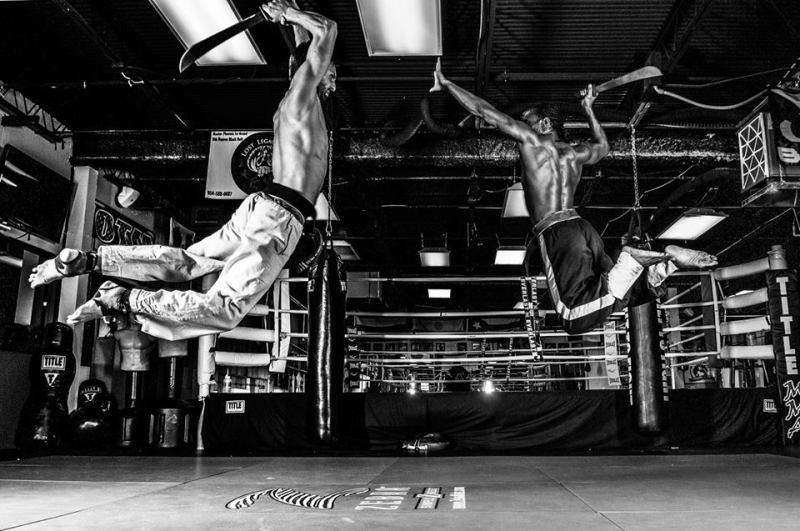 Lost Legacy MMA Stunt Team (20)