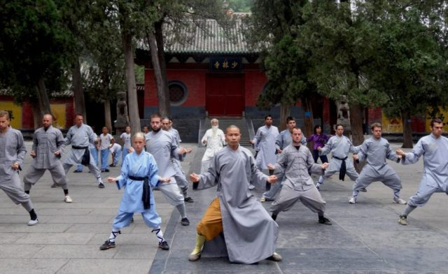 ShaolinTemple Kung Fu School