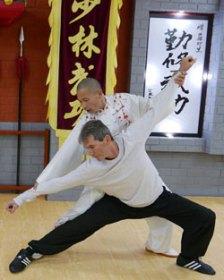 Shifu Yan Jun Meihua Quan Seminar Bai Shi