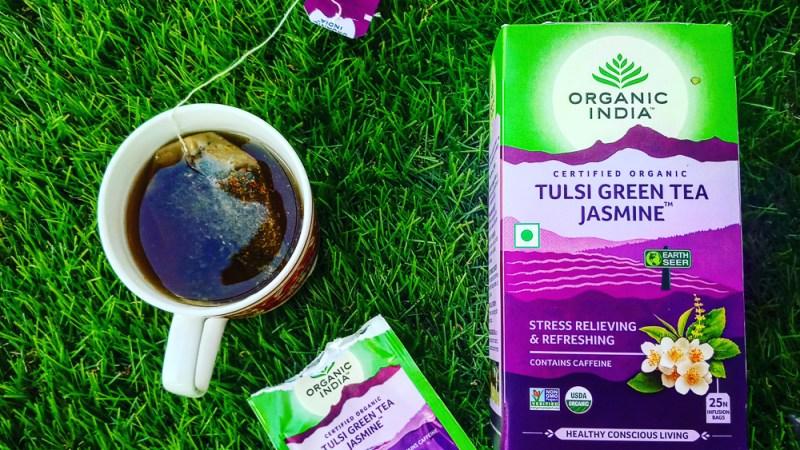 Tea Lover – Organic India it is